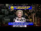 Betty White Top Ten On David Letterman