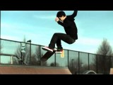 Jordan Zuppke Slow Motion Skateboarding 800 Fps