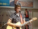 Cody Simpson Stops Singing Not Just You And Laughs Because...LOL!