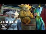 Rise Of The Guardians Official Trailer HD : Chris Pine, Hugh Jackman, Alec Baldwin And More: ENTV