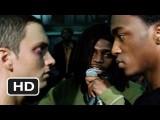 8 Mile 10 10 Movie CLIP - Rabbit Battles Papa Doc 2002 HD