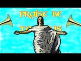 Woody Allen Jesus - Animated Music Video