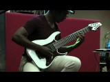Tosin Abasi Clinic Brisbane 13 February Part 2