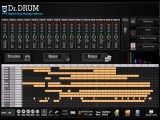 Trance Music Software - Dr Drum - Make Your Own Trance Tracks