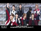 SUPER JUNIOR LIVE In JAKARTA GREETING FROM SUPER JUNIOR