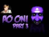 Horror Funny Ao Oni - STUPID FRECKIN PIANO PUZZLE - Part 3