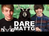 DARE MATTG 22 Bromosexual Prank Call, Kitchen Scuba Diving, Justin Bieber