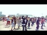 25.03.2012 Flashmob Welcome BIGBANG To Vietnam - Đội Cổ Vũ - Hồ Chí Minh