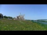De Havilland Beaver Plane Crash At Lake Hood HD