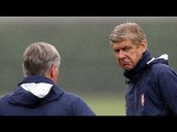 Arsene Wenger's Samba Skills Ruined By Pat Rice