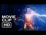 The Avengers Movie CLIP #5 - Iron Man Vs Thor - Marvel Movie 2012