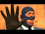 No One Slaps Spy's Hand