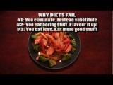 Why Diets Fail: The Truth
