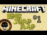 Epic Jump Map #1 Minecraft Parkour Adventure