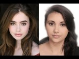 LILY COLLINS MIRROR MIRROR MAKEUP TUTORIAL!!!!