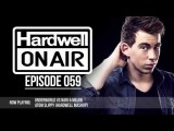 Hardwell On Air 059 FULL MIX INCL DOWNLOAD