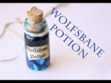 Wolfsbane : Harry Potter Potion Ep. # 6