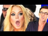 LINDSAY LOHAN HIT & RUN ACCIDENT!!!!!!! #HookahPlease DARREN CRISS ON X-FACTOR?
