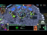ONOG - TLO Vs Pig - Game 1 - ZvZ - Anitga Shipyard - StarCraft 2