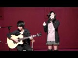 Adele Someone Like You - Megan Lee With Sungha Jung