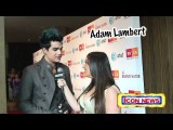 Exclusive: Adam Lambert Chats With Icon News