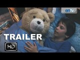 Ted Official Trailer HD : Mark Wahlberg & His Teddy Bear Are Roomates For Life: ENTV