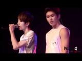 KyuHK 110817 INFINITE - Voice Of My Heart @Fanclub Ceremony HD