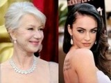 Megan Fox Vs Helen Mirren News