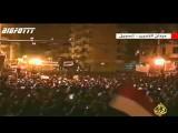 اول اغنية من شباب الاحرار من ميدان التحرير Tahrir Square Cairo