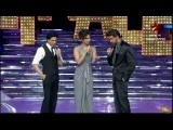 SRk,hrithik Roshan | Priyanka Chopra | Performance On Just Dance G.Finale 2011 HD