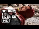 The Avengers - Raw B-Roll #4 2012 HD