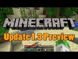Minecraft 1.3 Update Preview: NEW Censored Features Of Snapshot 12w15a